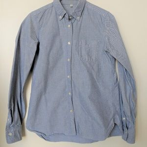 Muji Button-down Oxford Size S